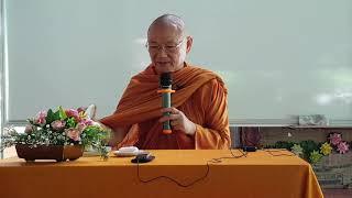 Bài giảng của Thầy Viên Minh tại Ni viện Viên Không An Cư 2019 (PL.2563),  ngày 16.08.2019.