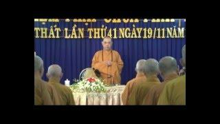 Chiếc Khóa Mở Cánh Cửa Phật