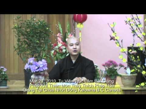 Pháp Khí Thiền Môn