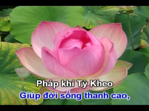 Chiếc Áo Cà Sa - Karaoke (Nhạc Phật Giáo chế lời)