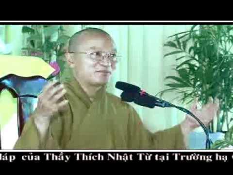 Vấn đáp: Cúng sao giải hạn - phần 2/2 (12/07/2010) video do Thích Nhật Từ giảng