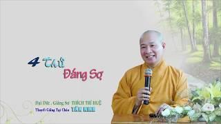 4 THỨ ĐÁNG SỢ || Thầy Thích Trí Huệ
