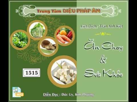 Ăn Chay và Sức Khỏe (Việt Dịch: Trần Anh Kiệt)