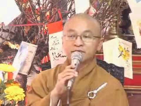 Làm đệ tử Phật (03/03/2007) video do Thích Nhật Từ giảng