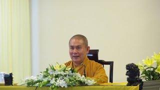 Giảng pháp tại Đại Lễ Phật Đản 2559