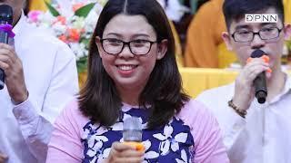 Ban đạo ca trẻ chùa Giác Ngộ hát mừng Vu Lan hiếu hạnh 2018