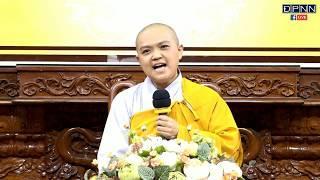 Ni Sư Thích Nữ Hương Nhũ thuyết giảng tại Chùa Giác Ngộ 14/10/2018