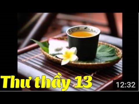 Tuyển Tập Thư Thầy - Thư số 13 - Thiền tuệ và thiền định