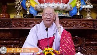 Phát triển quan hệ hữu nghị Phật giáo Việt Hàn - HT. Phiến Bạch Vân
