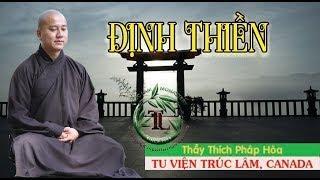 Định Thiền
