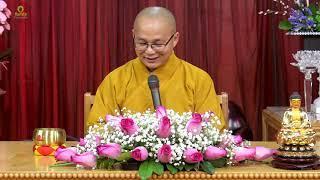 Thích Hạnh Tuệ | Phật Học Phổ Thông - Quy Y Tam Bảo
