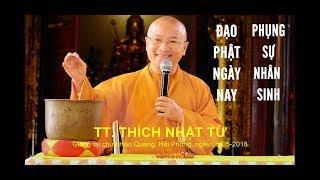 Đạo Phật Ngày Nay - Phụng sự nhân sinh