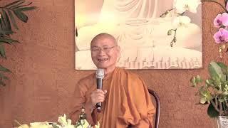 Có một Đạo Phật rất thực tế! - HT. Viên Minh giảng tại Chùa Pháp Vân Pomona California (04/2019)