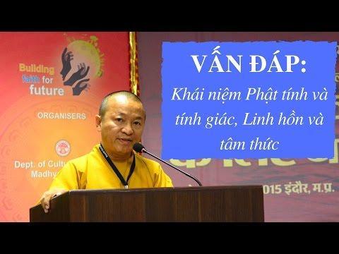 Vấn đáp: Khái niệm Phật tính và tính giác, Linh hồn và tâm thức