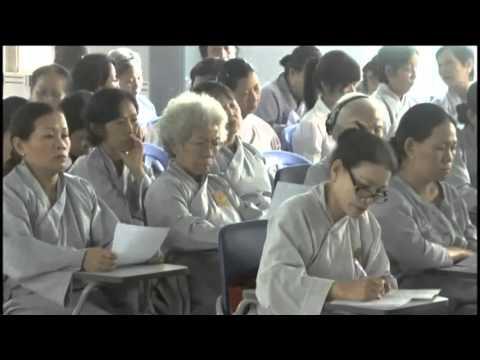 Tỳ Ni 01: Khái Quát Tỳ Ni Nhật Dụng (phần 1)