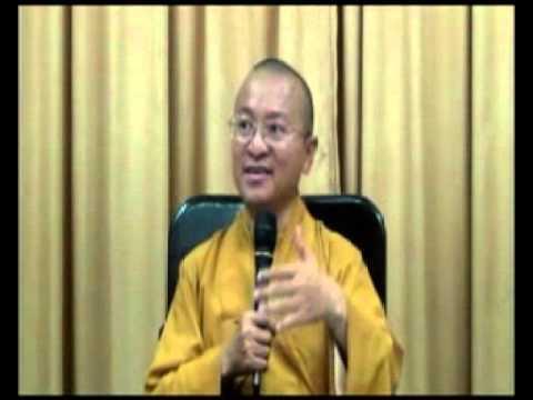 Kinh Di Giáo 10: Phút cuối cuộc đời(03/06/2012) video do Thích Nhật Từ giảng
