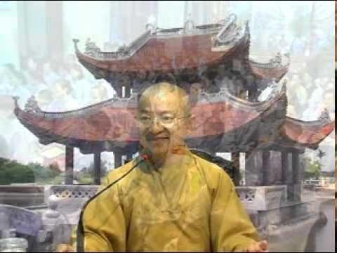 Kinh Bách Dụ 07 (Bài 29-33): Chưa có trái thì đừng chặt cây (02/05/2011) video do TT. Thích Nhật Từ