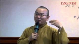 Không Nhiễm Bụi Trần (02/12/2012) video do Thích Nhật Từ giảng