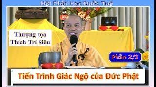 Tiến Trình Giác Ngộ của Đức Phật 2/2  - Hội Phật Học Đuốc Tuệ, USA