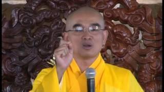 Kinh Lăng Nghiêm p2 - buổi giảng 40 - Ty Kheo Thích Tue Hai