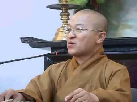 Cảm ơn đời - mười lý do tri ân cuộc sống (15/09/2008) video do Thích Nhật Từ giảng