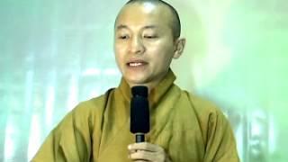 Kinh Trung Bộ 091: Nhân tướng và nhân cách B (27/01/2008) video do Thích Nhật Từ giảng