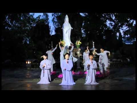 """Trì Tụng """"Chú Đại Bi"""" (Âm Việt) (Nhạc Phật Giáo) (Rất Hay)"""