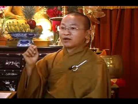 Đạo Phật Ngày Nay - Phần 2/2 (10/08/2008) video do Thích Nhật Từ giảng