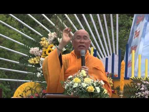 Pháp Thoại Đại Lễ Phật Đản - PL 2560 - DL 2016