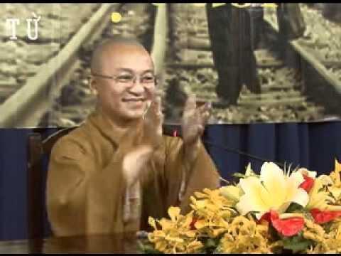 Ngưỡng Cửa Cuộc Đời (18/17/2009) video do Thích Nhật Từ giảng