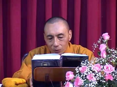 Phần 07 - Kinh Đại Bát Niết Bàn (Phẩm Ai Thán & Trường Thọ)