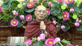 Hướng dẫn thực tập thiền Vipassana