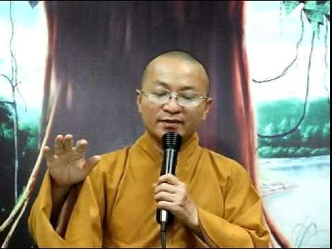 Kinh Pháp Cú 14: Giá trị làm người (09/04/2011) video do Thích Nhật Từ giảng