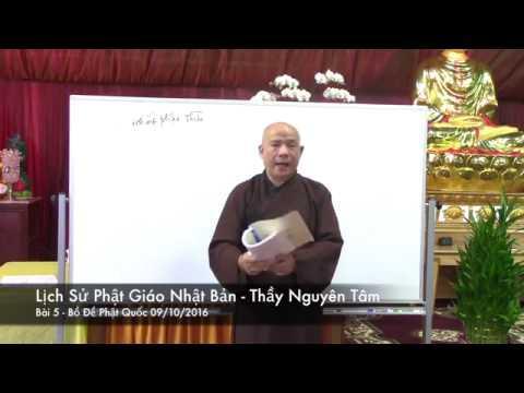 Phật Giáo Nhật Bản - Bài 05