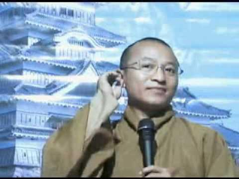 Thực tập khoan dung (04/11/2007) video do Thích Nhật Từ giảng