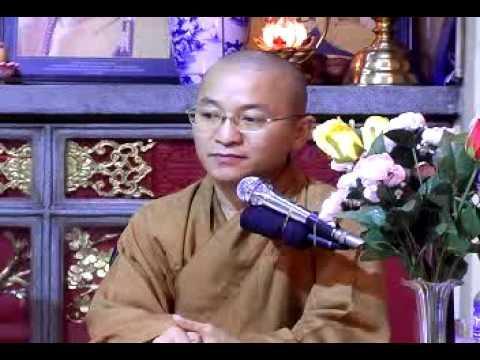 Duyên trần thoát tục (07/01/2008) video do Thích Nhật Từ giảng