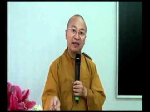 Xây Dựng Tịnh Độ Tại Trần Thế (15/06/2012) video do Thích Nhật Từ giảng