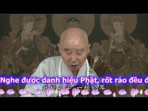 Nghe Được Danh Hiệu Phật, Rốt Ráo Đều Được Độ