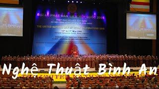 TS Thích Nhất Hạnh tại Đại Lễ Phật Đản Liên Hiệp Quốc 2008(Hà Nội, Việt Nam)