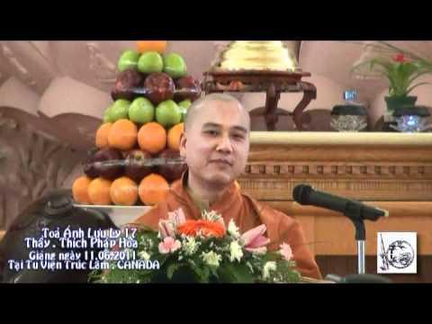Tỏa Ánh Lưu Ly - Kinh Dược Sư giảng giải - Phần 17