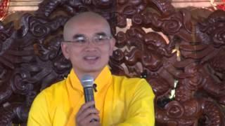 Kinh Lăng Nghiêm 41 - Phần 3 - Ty Kheo Thich Tue Hai