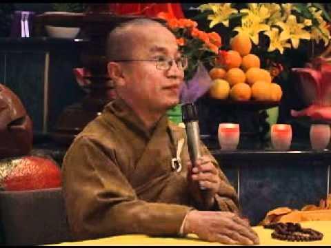 Nối kết tình thâm - Phần 1 (26/05/2006) video do Thích Nhật Từ giảng