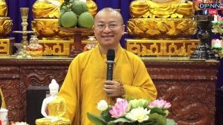 Khai giảng lớp KINH TĂNG CHI BỘ