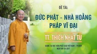 Đức Phật - Nhà hoằng pháp vĩ đại