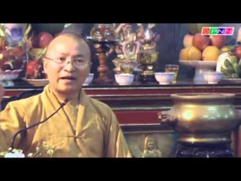 Theo Phật, học Phật và tu Phật (14/08/2011) video do Thích Nhật Từ giảng