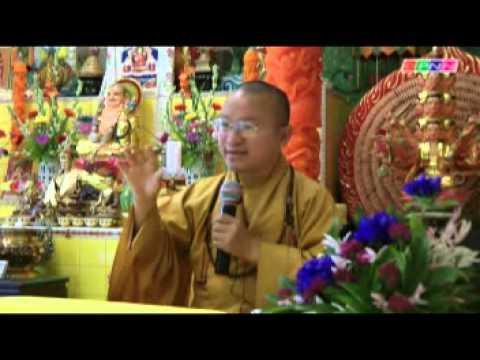 Tỳ ni nhật dụng 02: Thực tập chuyển hóa bất tịnh (22/06/2011) video do Thích Nhật Từ giảng