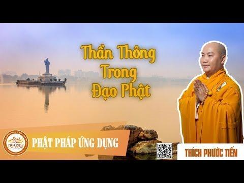 Thần thông trong đạo Phật