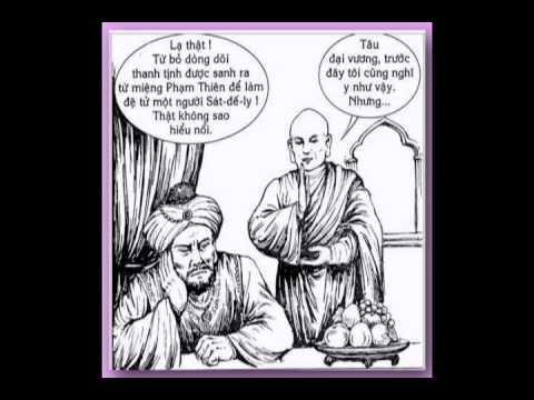 Tôn Giả Ca Chiên Diên (Có Phụ Đề)