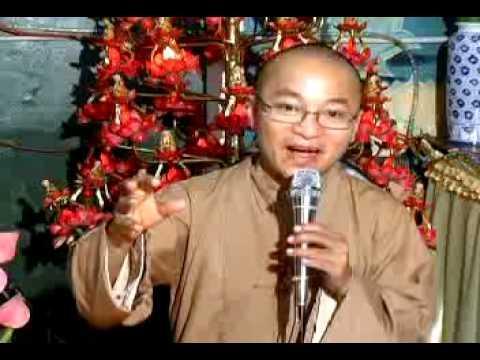 Hạnh khiêm cung qua hình ảnh Thường Bất Khinh (16/12/2006) video do Thích Nhật Từ giảng