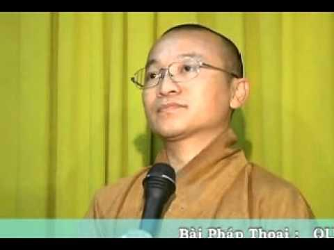 Quốc thái dân an (01/06/2008) video do Thích Nhật Từ giảng